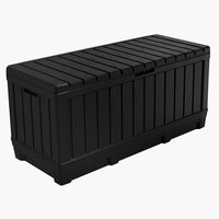 Κουτί μαξ. FEJENSENG Π128xΥ59xΒ54 μαύρο