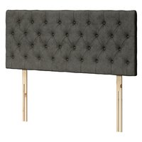 Headboard H70 BUTTONS SDB Grey-50