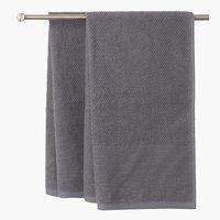 Håndklæde GISTAD 50x90 grå