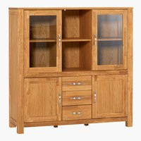 Highboard HAGE Eiche