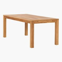 Mesa comedor HAGE 90x190 royal oak