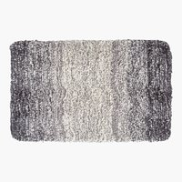 Alfombrilla baño JUNA 50x80 gris