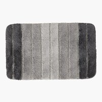 Bath mat TOBO 50x80 grey