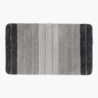 Bath mat TOBO 70x120 grey