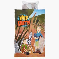 Duvet cover WILD KRATTS 140x200