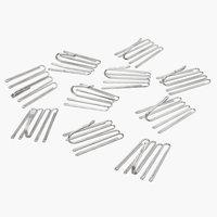 Metaalhaken 4-vingers v/ decoband