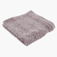 Asciugamano viso KRONBORG DE LUXE grigio