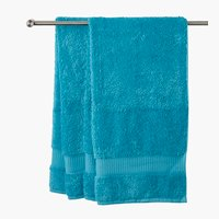 Toalla de ducha KRONBORG DE LUXE azul
