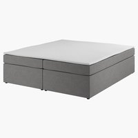 Boxsp.postelja 140x200 PLUS C20 Siva-33