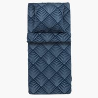 Completo lenzuola NOVA 150x280 blu