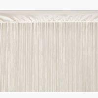 Provázková záclona NISSER 90x300 krémová