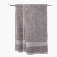 Bath towel KARLSTAD 70x140 grey