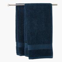 Bath towel KARLSTAD 70x140 navy