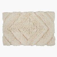 Bath mat GIMO 50x80 natural