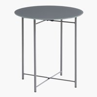 End table HORNSYLD D42 grey