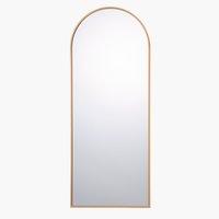 Ogledalo NORS 40x100 zlata