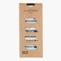 Baterije WILMER AAA 10kom/p