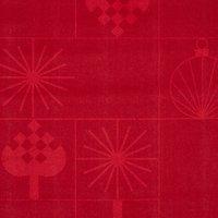 Tafelzeil gecoat GULDSTEN 140 rood