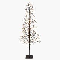 Δέντρο μ/φωτ MORGANIT Υ150cm μ/280LED