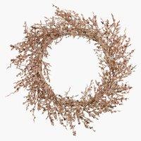 Коледен венец EINHEJRER Ø42см кафяв