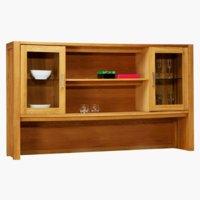 Top SILKEBORG for 4 doors sideboard oak