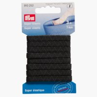 Superelastik 7mm 3m/pk sort