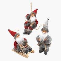 Santa HARMOND výška 20 cm různé