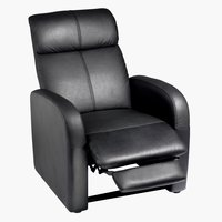 Recliner HOVBORG black