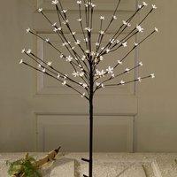 Ljusträd CHERISA H120cm m/100 LED