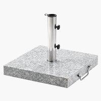 Podstavek za sončnik NAMSOS 35 kg granit