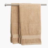 Badehåndkle KARLSTAD beige KRONBORG