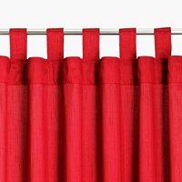 Zavesa LUPIN 1x145x245 izgl. svile bordo