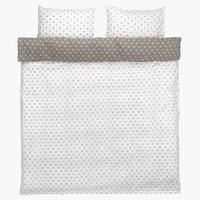 Bedding set BIANA DBL sand