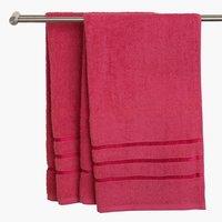 Πετσέτα μπάνιου YSBY ροζ