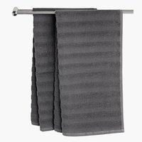 Handduk TORSBY 50x70 grå