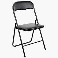 Folding chair VIG black