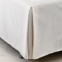 Valance sheet S.KING natural KRONBORG