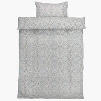 Set posteljine AILA krep 140x200 bež