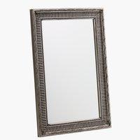 Zrcadlo DIANALUND 70x90 stříbrná