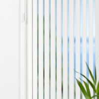 Vertical Blind ANDAMMEN 250x250cm white