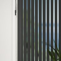 Vertical blind FERAGEN 100x250cm grey