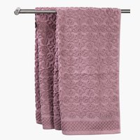 Hand towel STIDSVIG rose