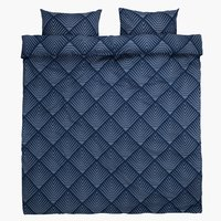 Duvet cover NOVA KNG blue