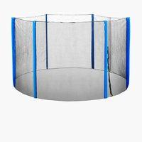 Plasă de sigurantă STOJ 305x182 albastră