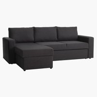 Sovesofa m/chaiselong HAVDRUP/MARIAGER
