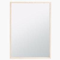 Spejl OBSTRUP 40x55cm natur