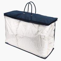 Tasche für Duvets und Kissen