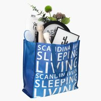 Sac MY BLUE BAG 18x44x45