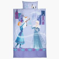 Duvet cover set SGL FROZEN DISNEY