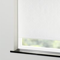 Blackout blind HAVSTARR 180x170 off-whi.